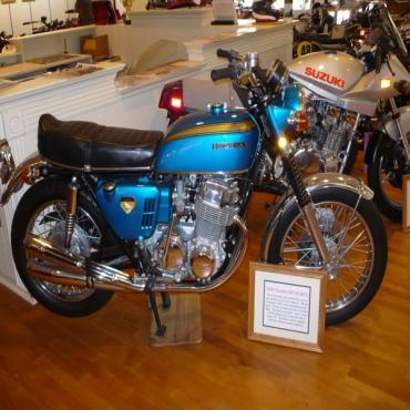 National Motorcycle Museum Amamosa