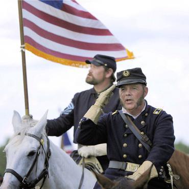 LA Union Soldier