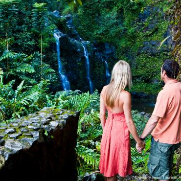 HI Big Island waterall couple.jpg