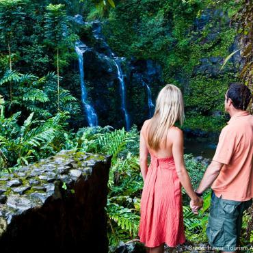 HI Big Island waterall couple.jpg