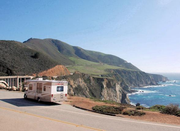Motorhome Holidays To The Usa With Bon Voyage
