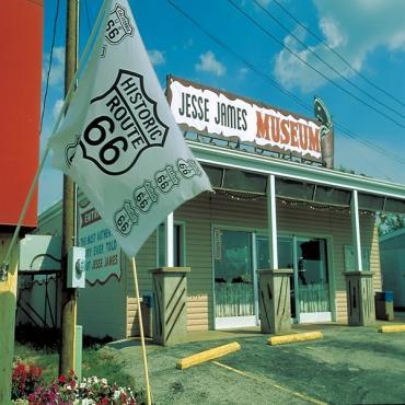 Jessie James Museum