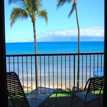 Kaanapali Beach view