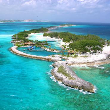 BAH Blue lagoon beach