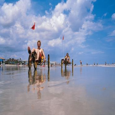 Daytona Beach Wheeling