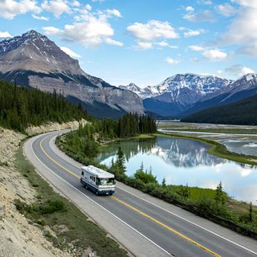 RV scenic drive