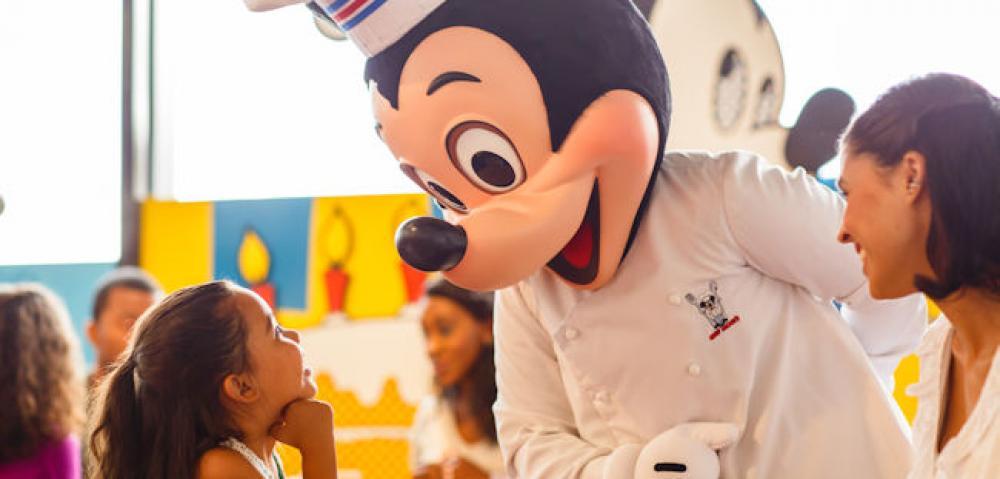 WDW Chef Mickey