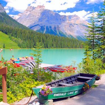 BC Emerald Lake
