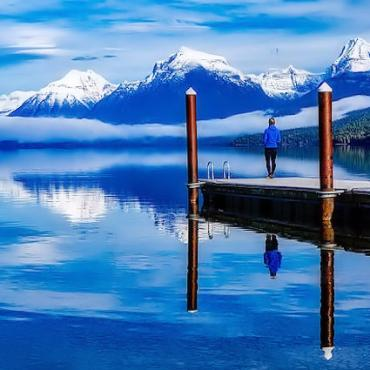 MT Lake Macdonald