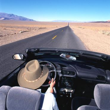Open road - Adrian Pope