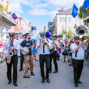 MSY Street band