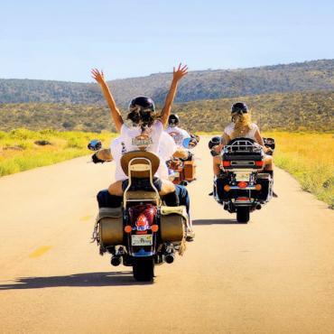 ER feeling free riders Anastasia Petukhova