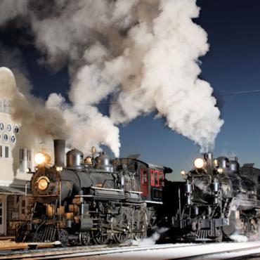 NV Ely train