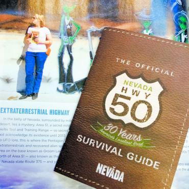 Nevada Offical Guide