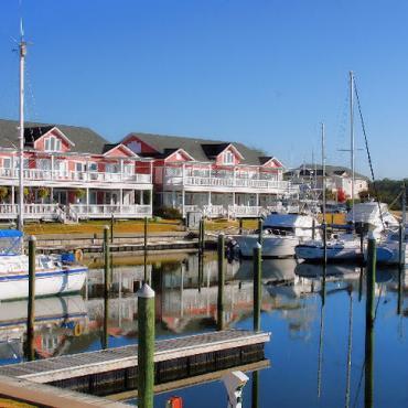 NC Southport Marina