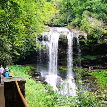 NC Dry Falls