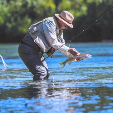 BC Cariboo fishing