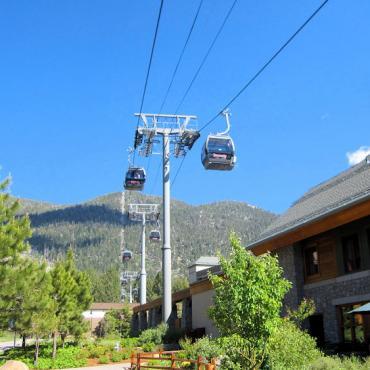 CA Heavenly gondola
