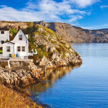 NFL Brigus White House, Avalon credit Newfoundland and Labrador Tourism © Barrett & MacKay Photo