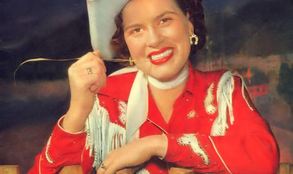 Patsy Cline cowgirl