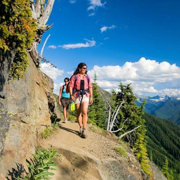 BC Kootenay Idado Peak