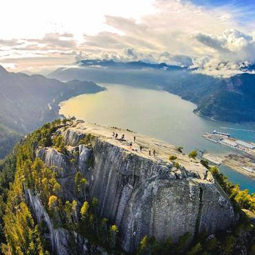 BC Squamish Stawamus Chief