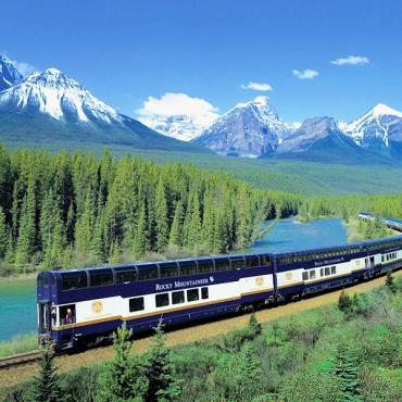 CAN website Rocky Mtneer Train