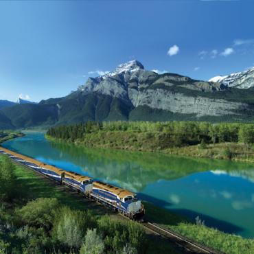 Rocky Mountaineer train scenic