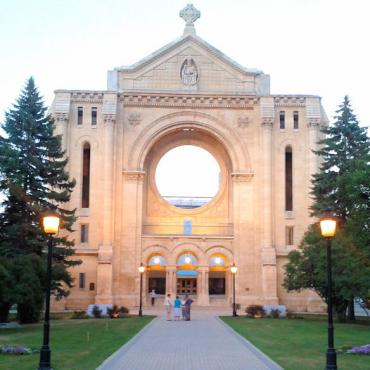 Winnipeg St._Boniface_Cathedral