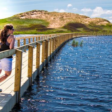 PEI Water walkway Credit ©Tourism PEI  Lans Photography
