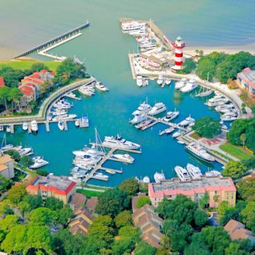 Hilton Head Island Aerial