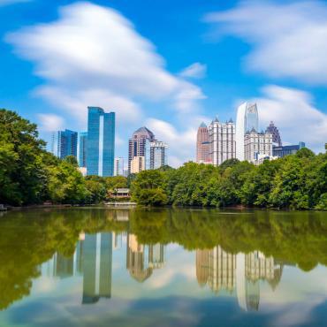 Atlanta skyline web