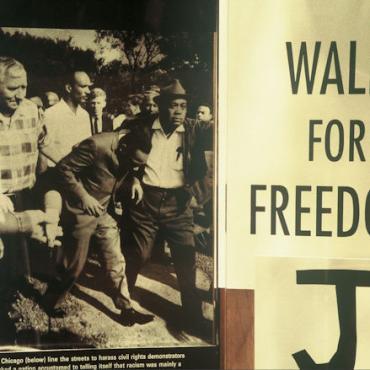 ATL MLK Walk for freedom