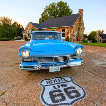 missouri_Route_66_Car