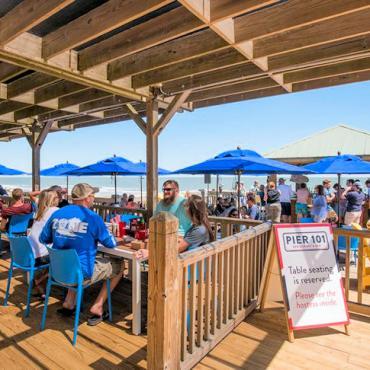 CHS Pier 101 eatery