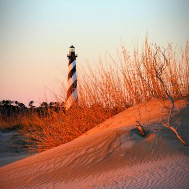 NC Cape Hatteras lighthouse