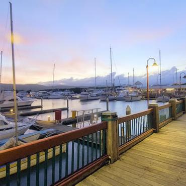 SC Seabrook Island boardwalk & marina