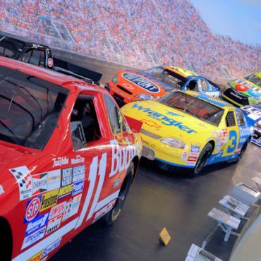 NASCAR Hall of Fame Credit charlottesgotalot.com Kyo H Nam