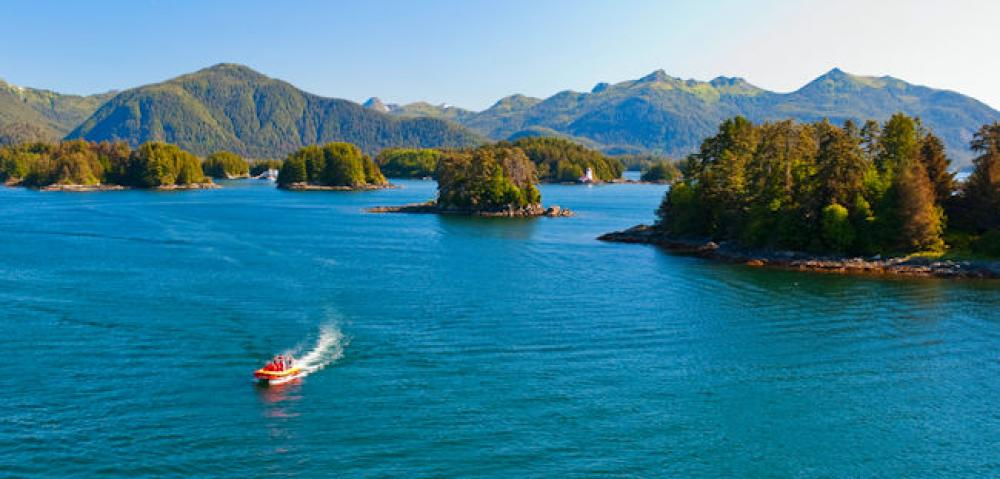 SItka Sound © State of Alaska Mark Kelley