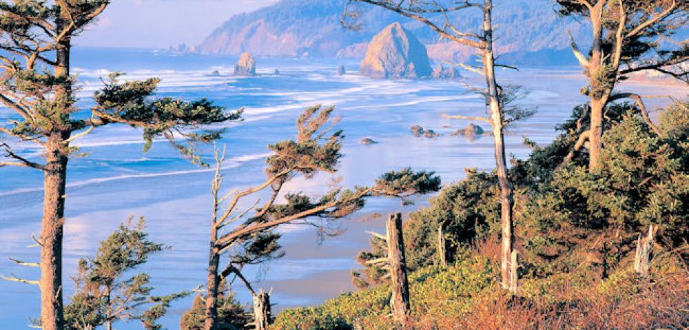 Oregon Coast-Photo by Larry Geddis