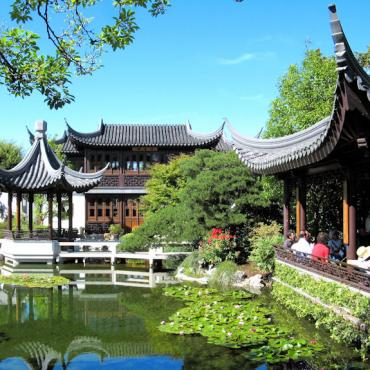OR Portland Classical Chinese Garden