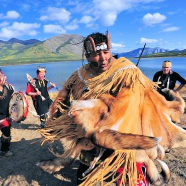 YT Native Dakka' Kwa'an Dancers