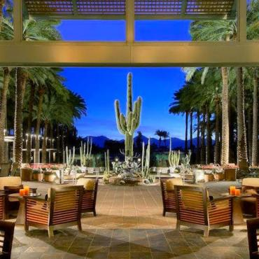Hyatt Regency Scottsdale Resort bar