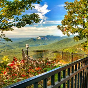 SC caesars head overlook