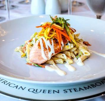AQ Salmon Dish