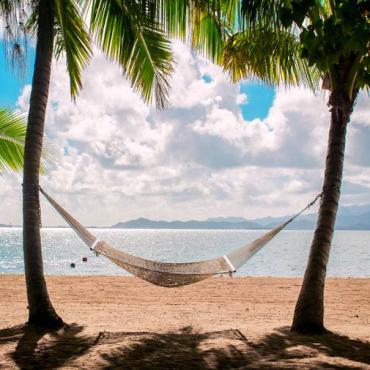 HI Kualoa hammock