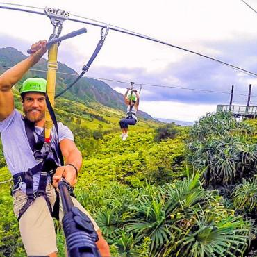 HI Kualoa-Ranch-Zip-Line