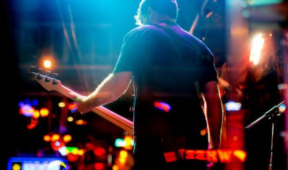 BNA guitar performer