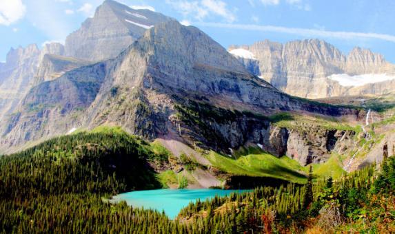 MT Glacier Naional Park credit Donnie Sexton