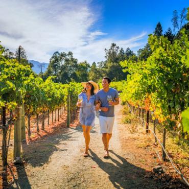 CA Calistoga Ranch Napa Credit Visit California David Collier